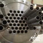 Echangeur 50 tubes INOX Sans Soudure 25.4x2.11 - DUPLEX 1.4462